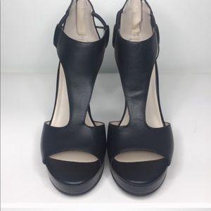 Kenneth Cole Haylee Peep Toe Wedge Sandals